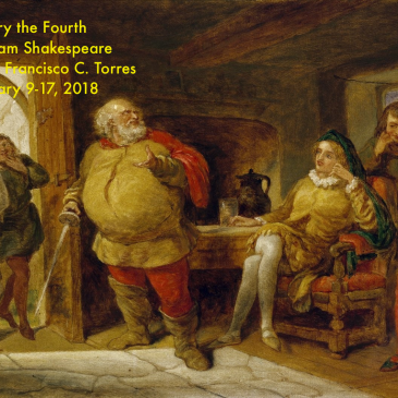 Auditions for Henry the Fourth, September 11-12