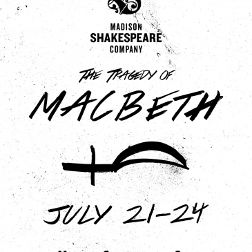 Cast Announcement: The Tragedy of Macbeth, July 21-24 2016