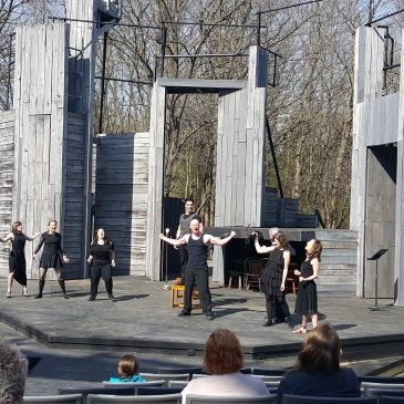 Pop-up Shakespeare With MSC: Theater Everywhere