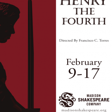 Henry the Fourth: A Rehearsal Look-In