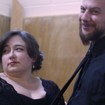 A Valentine's Affair on Radio Literature Thursday Night