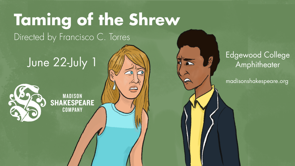 taming of the shrew love