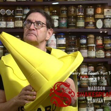 The Mustard Consultant Returns
