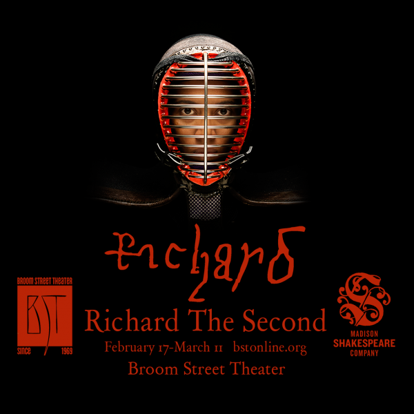 Richard is coming. February 17-March 11