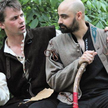 Replay: AYLI and Drunk Macbeth on WORT-FM