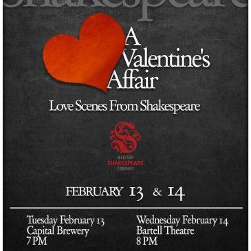 A Valentine's Affair cast announced